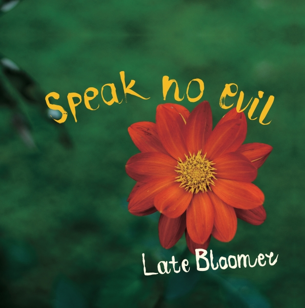 Late Bloomer-ジャケ写